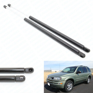 2Pcs Rear Window Auto Gas Spring Prop Lift Support For 2004-2009 Isuzu Ascender for Saab 9-7X for 2002-2004 Oldsmobile Bravada