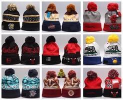2017 New Spring basket stile Autunno Inverno Beanie cappelli per gli uomini le donne cappello di lana a maglia Berretti uomo Bonnet Gorros touca addensare protezione calda