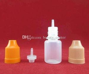 Calidad Superior PE Suave 5 ml 10 ml 15 ml 20 ml 30 ml Botella Vacía Botellas Líquidas de Plástico E para e jugo Cigarrillo Electrónico DHL