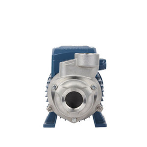 MKP-80 High Temperature Stainless Steel Centrifugal Vortex Pump Corrosion Resistant Chemical Pump For Hot Oil With Viton Seal