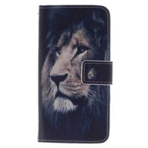 Luxury Dandelion And Mathematical formula Pattern PU Leather Case For Alcatel One Touch Pop C7  Flip Cover Mobile Phone Cases