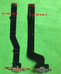 Xiaomi Mi Pad için 1 2 Mipad Mikro USB Dock Şarj Bağlayıcı Şarj Portu Flex Kablo Yedek Mipad1 mipad2 için Yedek parça