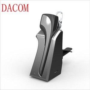 DACOM C-blue2 Carro fone de Ouvido Bluetooth Fone de Ouvido Bluetooth Único Sem Fio Mini Carro Fone De Ouvido Estéreo Em Fones De Ouvido Da Orelha 1 pc / lote