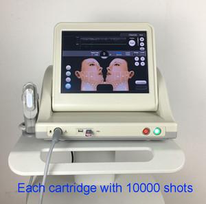 HIFU Kırışıklık Kaldırma Yüz cilt bakım makinesi Ultrason makinesi salon için 2016 yeni hifu makinesi