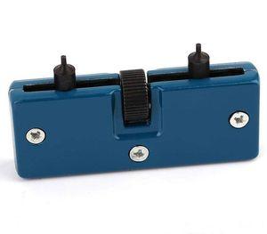 Reparación de relojes Kit de herramientas ajustable detrás encajona la cubierta removedor tornillo relojero abierto de la batería Cambio caliente Buscar glitter2008