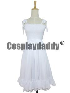 Hatsune Miku Vocaloid ruka COS vestidos vestido de mujer llaves falda cosplay