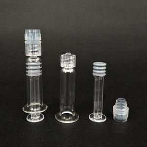Transpring 1 ML Luer Lock Glasspritze Für CE3 G2 Amigo Freiheit Tank G5 92A3 Starke Ölwagen Klar Farbe Injektor Kostenloser Versand