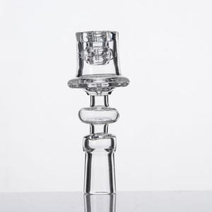 Diamond Knot Enail Quartz Electric Nails Clear Joint For 20mm Coil Elegant Design 19.5mm Bowl Dia