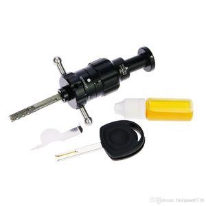 Vendita calda Blocco automatico Decoder Strumenti Turbo decodificatore HU100 del selezionamento della serratura Set Attrezzi del fabbro per Opel