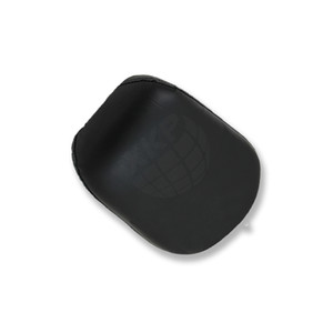 Черное место пассажира Задего PU на Звезда 650 1998-2010 Yamaha V