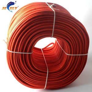 Free shipping 500M 1.3mm Per Piece UHMWPE Fiber Core With UHMWPE Fiber Sleeve Towing Rope SPECTRA
