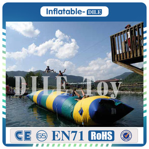 Fast Delivery Good Quality 0.9mm PVC Tarpaulin, 4x2m Inflatable Water Blob, Inflatable Blob Jump, Water Toys, Water Blob Bag