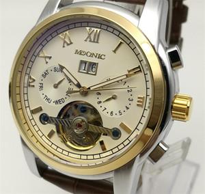 Montre mécanique IPG Grand calendrier pour hommes Fabricants de montres automatiques Fabricants de montres en ligne