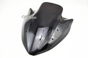 Мотоцикл пузырь лобовое стекло ABS лобовое стекло подходит 2003-2006 Z1000 Z 1000 2004 2005 черный ABS бесплатная доставка