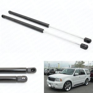 2x Fits for 2003 2004 2005 2006 Lincoln Navigator Hood Gas Spring Lift Supports Struts Prop Rod Arm Shocks