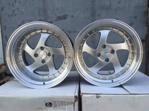 Nouvelles jante en alliage alliage roues de pièces d'automobiles de conception 3SDM 5x114.3 18 pouces pour les voitures KIA TOYOTA AUDI 3SDM ISO9001 TE37, HRE ROTIFORM haute performance
