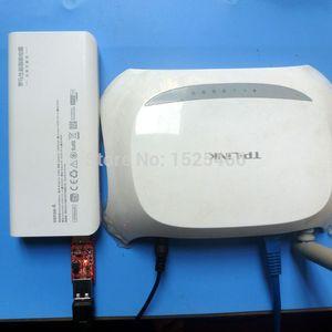DC DC Converter USB 5V a 9V Step-up Boost Module para WIFI Módem Router Ethernet Switch Solar Charger