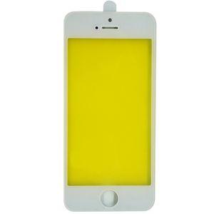 20 PCS Frente Outer Touch Screen Substituição Lente De Vidro para iPhone 5s 6 Plus 6 s 6 S Plus 7 Mais Ordem Da Mistura OK Livre DHL