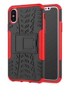 Für iPhone 8 Shell-Fall Halter Handy-Set iPhone 8 anti-Fallschutzhülse
