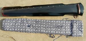 Professional Yunzhi Chinese 7 String Instrument Fuxi Style Guqin
