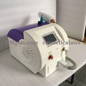 Vendita calda rimozione del tatuaggio a colori ND YAG q switched Laser machine 1064mm 532mm laser nd yag