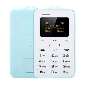 """سريع الشحن رقيقة جدا aiek / aeku c6 0.96 """"بطاقة الهاتف بلوتوث 2.0 رزنامة إنذار حاسبة رسالة البسيطة بطاقة الهاتف المحمول"""