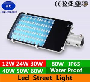 15PCS Warm White LED Street Light 12W 24W 30W 40W 50W 60W 80W Outdoor Garden Road lamp Industrial light Stadium LED lighting Lamp
