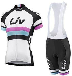 Бесплатная доставка 2015 Мерида Лив женщины велоспорт одежда набор с коротким рукавом велоспорт Джерси+нагрудник короткий комплект Майо + culote ropa ciclismo