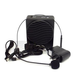 Портативный мини 25 Вт пояс громкоговоритель с микрофоном усилитель голоса Booster Мегафон динамик для преподавания гид стимулирование сбыта