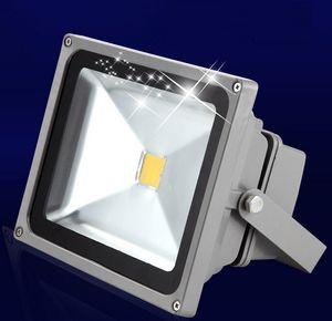 10PCS / lot 방수 IP68 LED 투광 조명 반사판 스포트 라이트 30W 50W AC85-265V 실외 램프 정원 풍경 홍수 빛