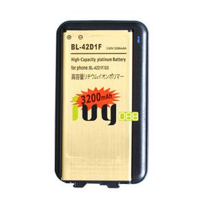 1x 3200mAh BL-42D1F Batería de repuesto Gold + Cargador universal para LG G5 H868 H860N H850 F700L H830 H845 H850 H860 F700K VS987 LS992