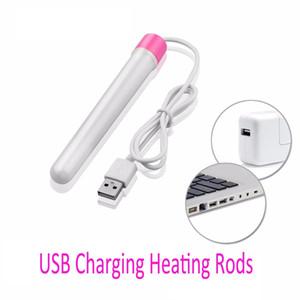 USB Heating Rod for Masturbators Pussy Inflatable doll Pocket Puss Warmer Male Masturbation Heated Bar Sex Toys for Women