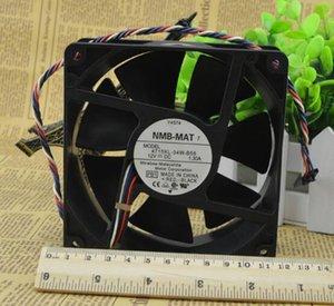Оригинальный НМБ 4715KL-04W-B56 12см 12V 1.3A Y4574 120 * 120 * 38мм 4 провода муравей специальный вентилятор