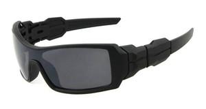 Sıcak satış erkek Moda güneş gözlüğü Açık spor Gölge gözlük Reçine lensler Siyam lensler Tasarımcı Güneş gözlükleri Ücretsiz Kargo