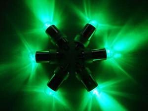 NEUER Entwurf Promotion Neue Hochzeits-Einladungen Dekoration 50Pcs LED-Farben Submersible Ballon Papierlaterne Licht-Hochzeitsdekoration