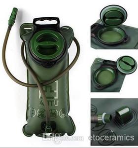 2L Trink TPU Wassersäcke Mund Sport Blase Camping Wandern Klettern Militärische Wassersäcke