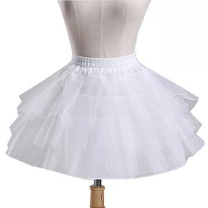 2016 Vendita Calda Abito di Sfera In Magazzino Accessori Da Sposa KidsPetticoat Abito di Sfera Sottogonna Per Bambini Flower Girl Dresses Crinoline Q141