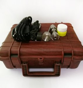 Pelican Electric dab nail NAIL controlador cera PID TC caja con 10mm 16mm 20mm bobina sin hogar calentador 0268055-1