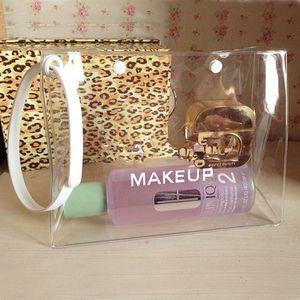 Femmes Femmes Cray Clear Cosmétic Coffre Cas de maquillage Tool de maquillage