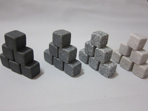 100% Natural Whiskey Pedra 6pcs Set Whiskey pedra pedras rocha Ice Wine Acessórios sorvendo Pedras