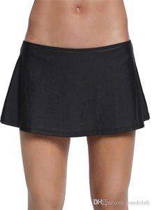 여성 Boardshort Bikinis 팬티 입욕 용 반바지 Two-Piece Separates 수영 용 트렁크 하의 플러스 S ~ 4XL Big Girl