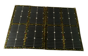 Painel solar portátil 144 W 12 V Folding Solar Kit de carregamento para campista, caravana, barco ou qualquer outro sistema 12V
