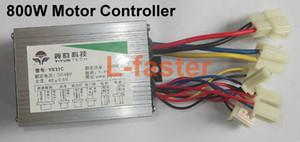36V 48V 800W 전기 모터 컨트롤러 브러시 전기 스쿠터에 대 한 DC 모터 속도 제어 800W 전기 브러쉬 모터 컨트롤러
