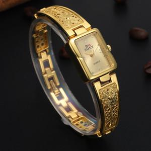 Fine Nouveau Style Explosion modèles soxy bracelet haut de gamme mode femmes fille montre bracelet montre 2 pièce / lot