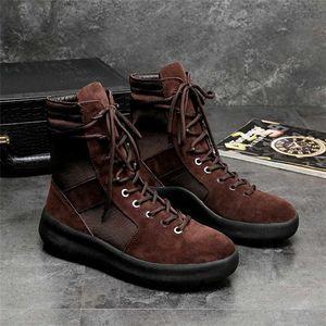Nuovi stivali invernali SEASON 3 da uomo in esclusivi stivali tattici militari in vera pelle di alta qualità