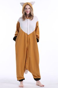 Cat Stock Warm Unicorn Kigurumi Pajamas Animal Suits Cosplay Halloween Costume Adult Garment Cartoon Jumpsuits Unisex Animal Sleepwear