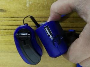 도매 실용 핸드 디나모 크랭크 전원 USB 휴대 전화 핸드폰 충전기 미니 MP3 MP4 핸드폰 응급