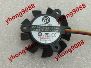 For ebm-papst Power Logic PLA04710S12M DC 12V 0.09A 3-wire 3-pin connector 55mm Server Square Cooling Fan