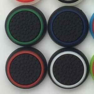 Световая силиконовая резина Thumb Стик Защитный колпак Джойстик Крышка для PS4 PS3 Xbox ONE 360 контроллер Gamepad Sample