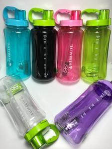 Multicolor Herbalife 1000Ml 2000Ml 64Oz Shake Sport Wasserflaschen Tritan Herbalife Ernährung